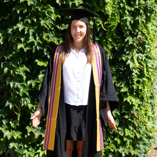Graduate Diploma/Graduate Certificate Stole