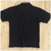 UNE Black Polo Mens Back 1.jpg