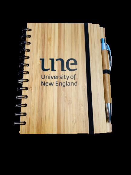 Bamboo Notebook Set