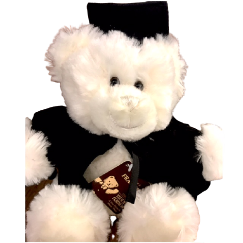 Graduation Bear – Frankie
