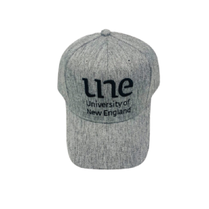 UNE Cap – Grey