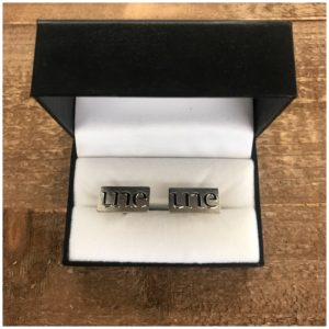 Cufflinks – Boxed Set