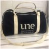 Duffle Bag Front University of New England Merch, UNE Life, The Shop