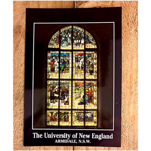 Postcard – Gordon Window