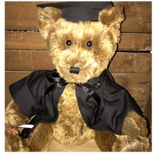 Graduation Bear – Large