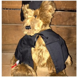 Graduation Bear – Small