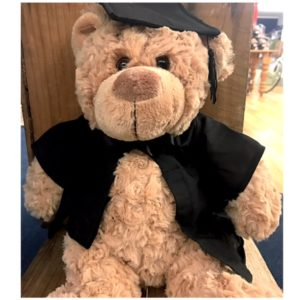 Rosie – Graduation Bear