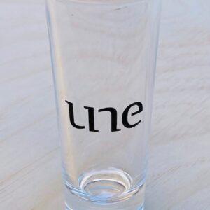 UNE Merch Shot Glass, University of New England