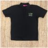 Une Black Polo Womens Front 1.jpg