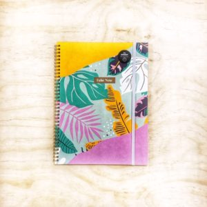 Notebook Colourful, UNE Life, The Shop