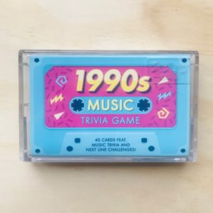 1990s Music Trivia Game, UNE Life, The Shop