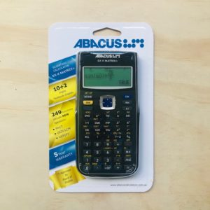 Calculator Front, UNE Life, The Shop