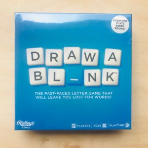 Draw Blank Front Game, UNE Life, The Shop