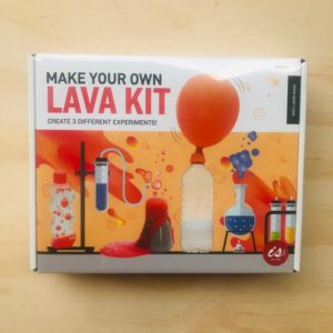 Lava Kit, Kids Game, UNE Life, The Shop