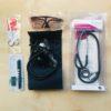 Nurses Kit Flat Lay1, UNE Life, The Shop