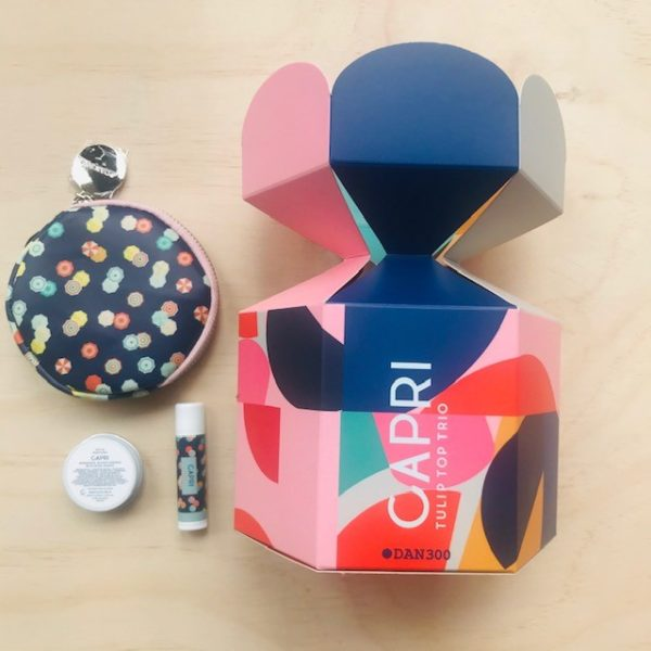 DAN300 Capri Tulip Trio, UNE Life, The Shop