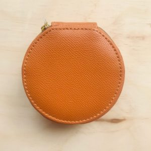 Louenhide Round Jewellery Case Light Tan, UNE Life, The Shop