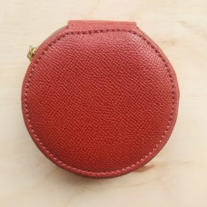 Louenhide Round Jewellery Case Tan, UNE Life, The Shop