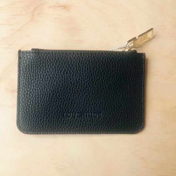 Louenhide Card Purse Black, UNE Life, The Shop