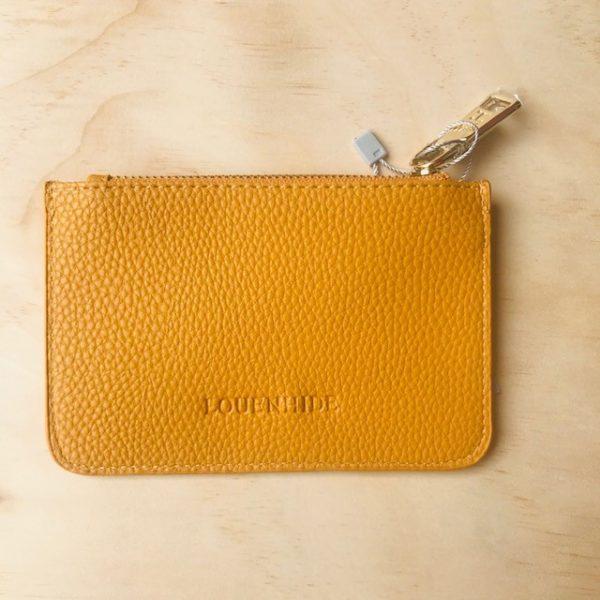 Louenhide Card Purse Mustard, UNE Life, The Shop