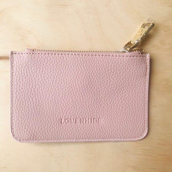 Louenhide Card Purse Pink, UNE Life, The Shop