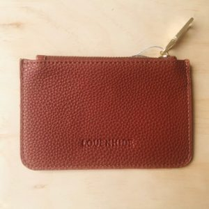 Louenhide Card Purse Tan, UNE Life, The Shop
