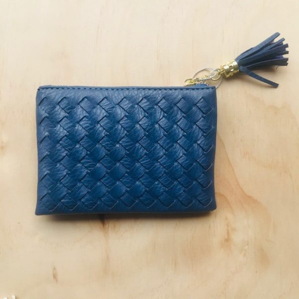 Louenhide Little Purse Blue, UNE Life, The Shop