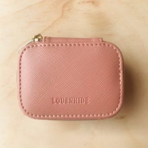 Louenhide Rectangle Jewellery Pink, UNE Life, The Shop