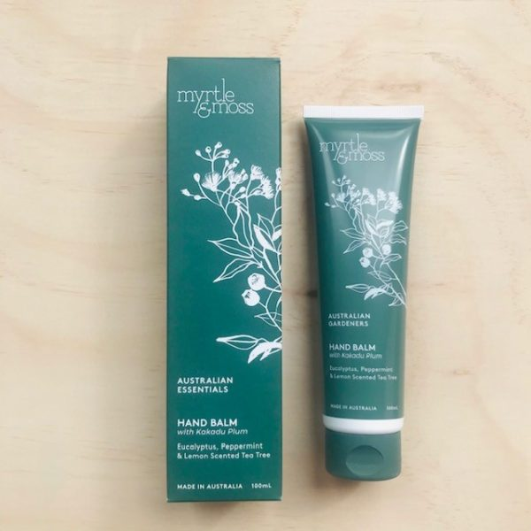 Myrtle And Moss Hand Balm, UNE Life, The Shop