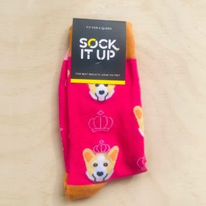Sock It Up, Fit For A Queen, UNE Life Gifts The Shop
