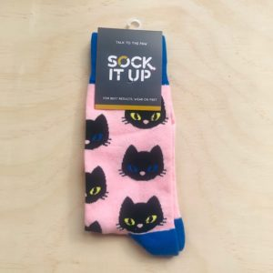 Sock It Up, Talk To The Paw, UNE Life Gifts The Shop