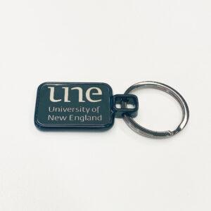 UNE Merch, Key Ring, University of New England