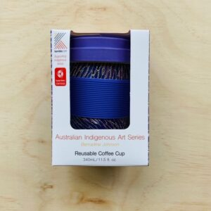 Reusable Coffee Cup – Bernadine Johnson