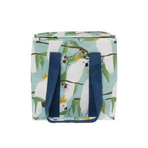 Project Ten – Cockatoo Insulated Tote