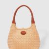 Poppet Plait Top Handle Bag