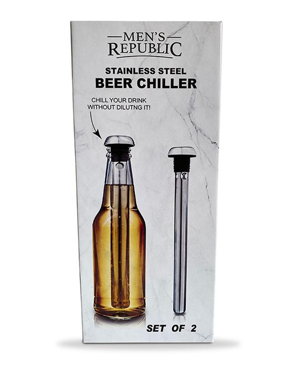 Men's Republic Beer Chiller – Set of 2