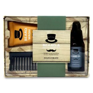 Men's Republic Grooming Kit – Beard and Moustache Care
