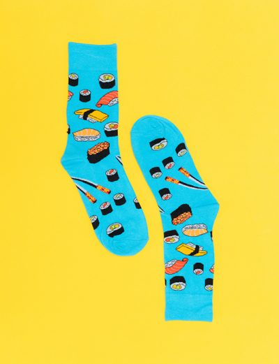Sock it up – Mr Rice Guy